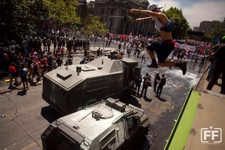Llamamiento… / Onceavo comunicado EVADE Chile