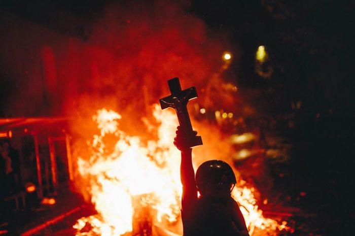 Protestas en Chile (es) (fr) (en): traducciones de archivos de la revuelta.