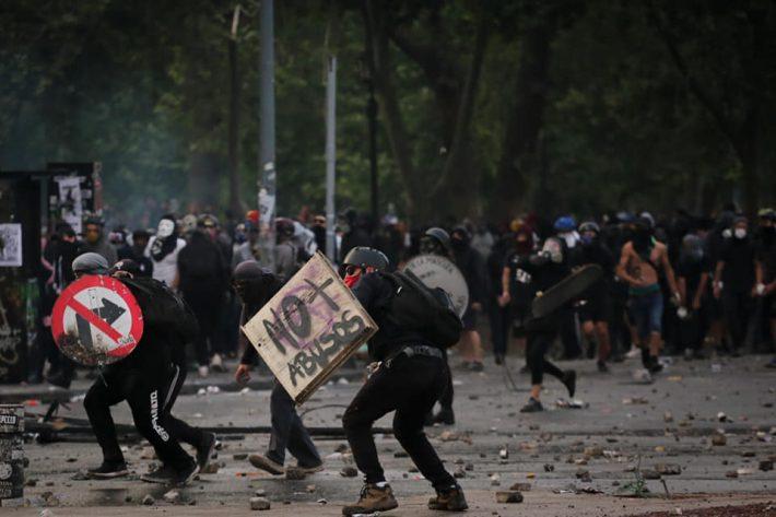 Breve reseña sobre los acontecimientos de la última semana a un mes del inicio de la revuelta