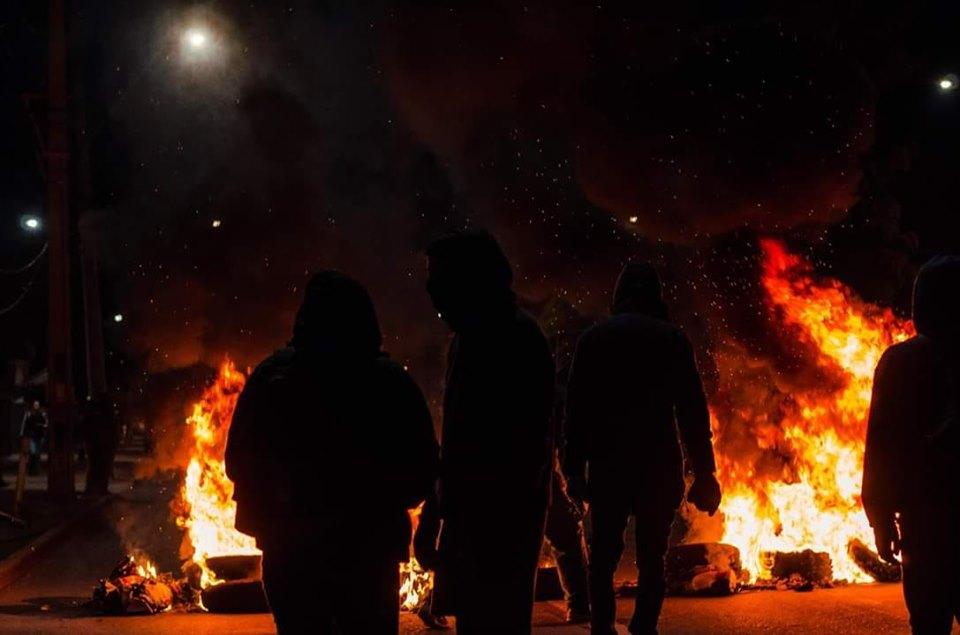 Kalinov Most: Más de dos meses de revuelta contra el Estado de Chile: raudos balances, instintivas proyecciones y permanentes negaciones