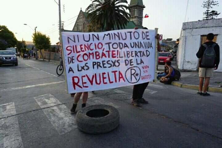 Carta de un compañero desde la cárcel de Huachalume, La Serena, Norte semiárido
