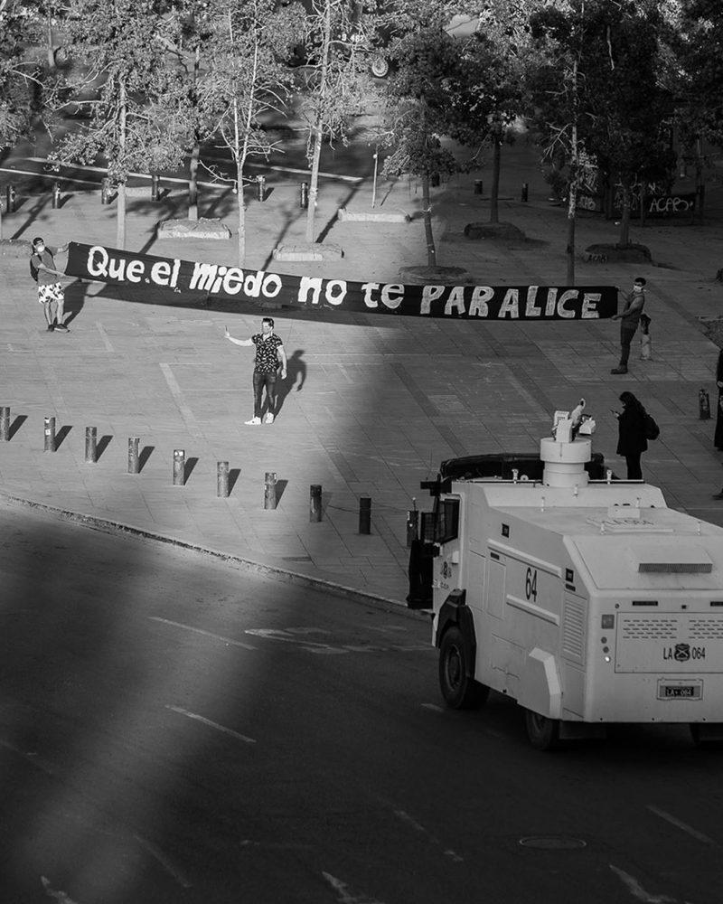 Covid-19, lucha de clases y el futuro de la revuelta en la región chilena