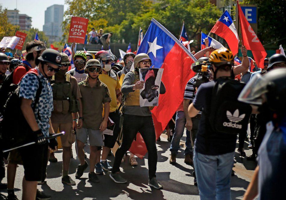 La nueva derecha chilena: sobre «anarcocapitalistas» y pinochetistas «libertarios»